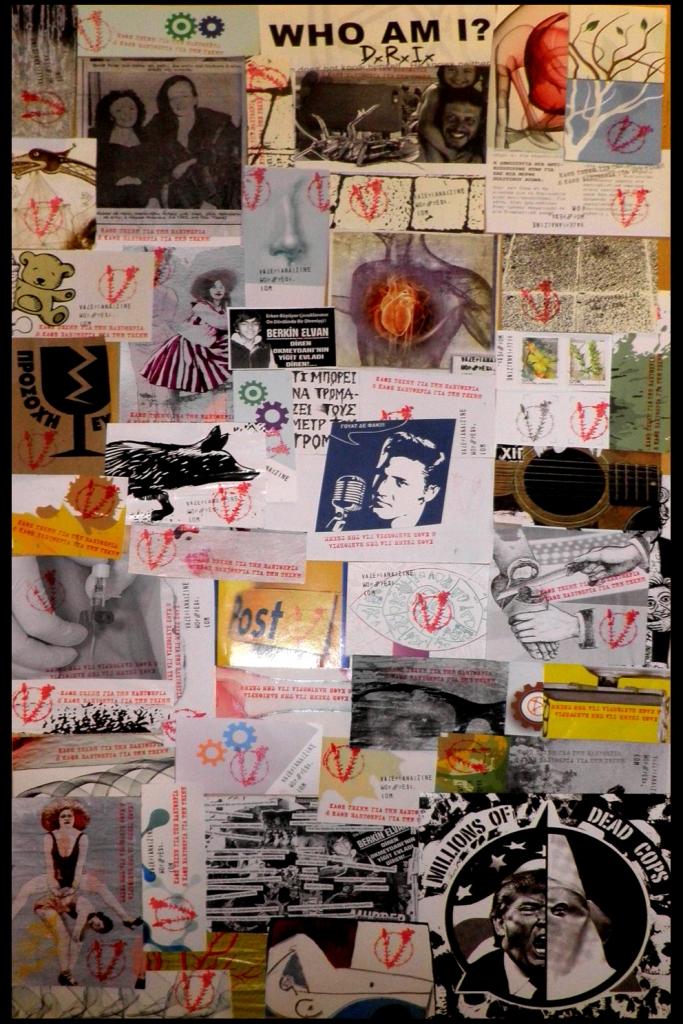 Miles De Collage